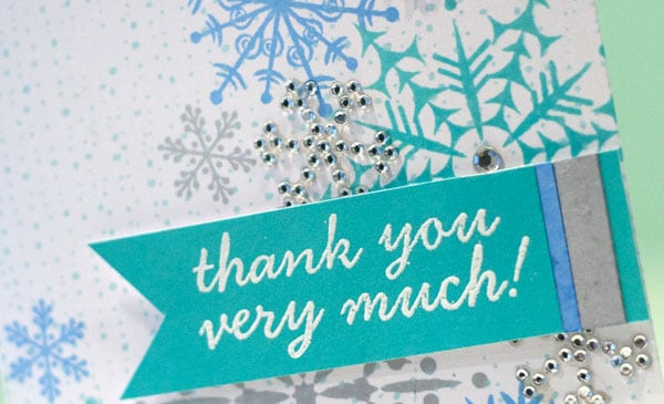 Image result for winter thank you