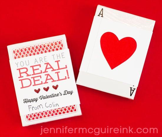 Free Valentine Download and Video  Jennifer McGuire Ink
