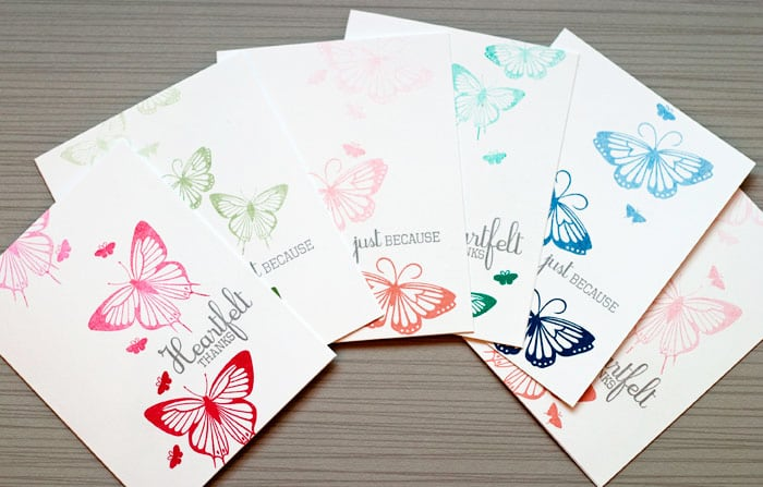 Generation Stamping by Jennifer McGuire Ink