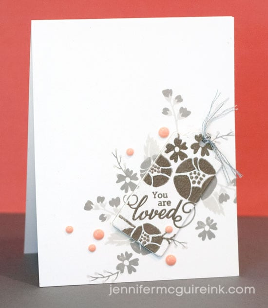 Spotlight Die Cutting by Jennifer McGuire Ink