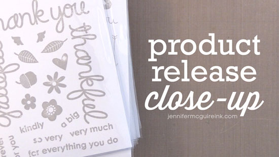 Product Release Close Up Video by Jennifer McGuire Ink