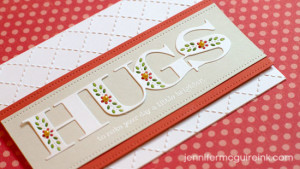 Die Cutting Tips Video by Jennifer McGuire Ink