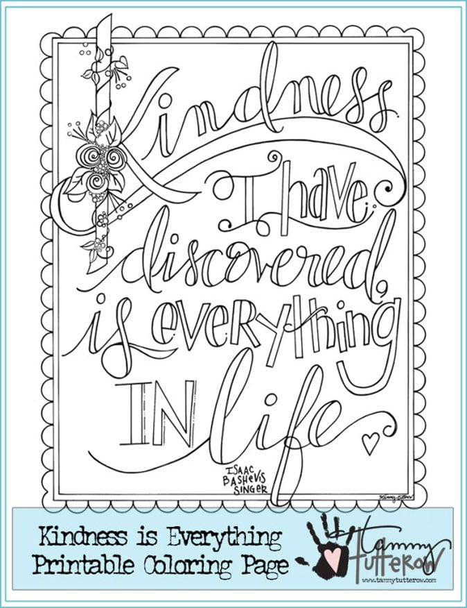 lead-Kindness-is-Everything-coloring-page-www.tammytutterow.com_