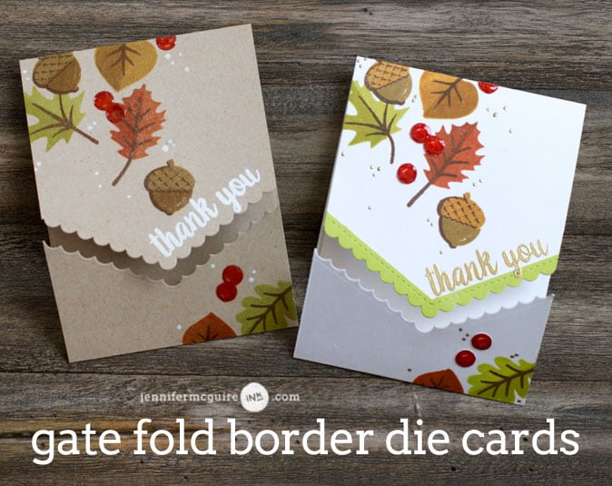 Gate Fold Video by Jennifer McGuire Ink