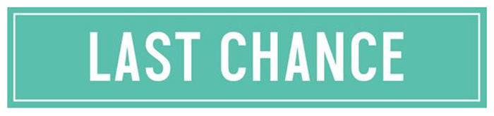C&9 - Last chance