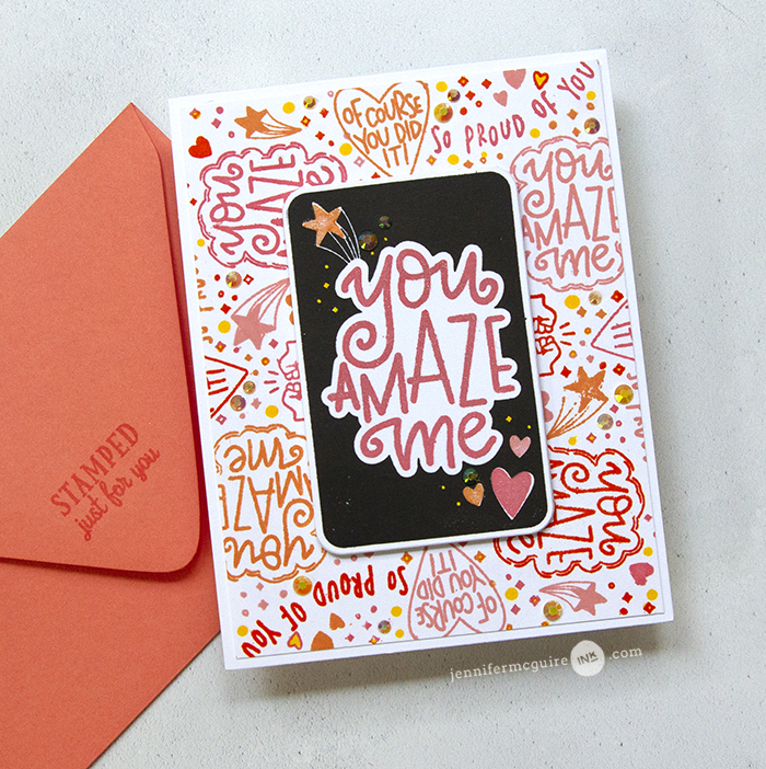 Pop Up Panel Cards Video by Jennifer McGuire Ink