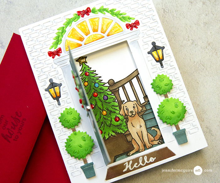 Card Showcase Video by Jennifer McGuire Ink