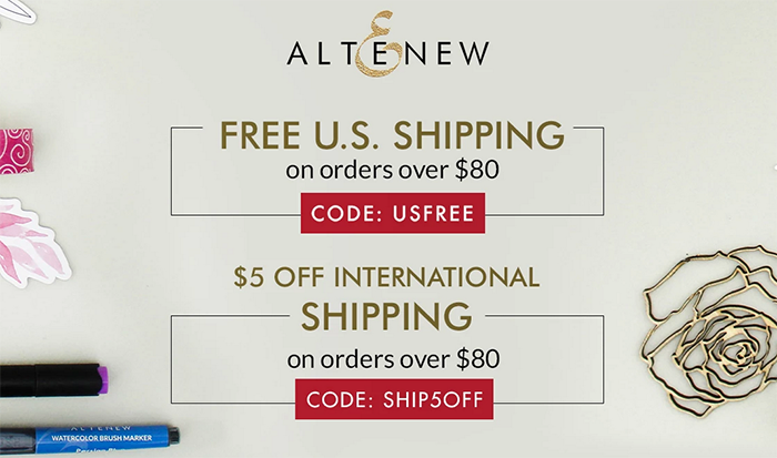 ALT - Shipping