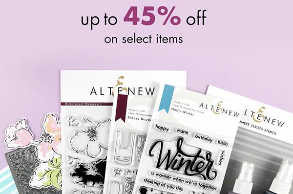 ALTENEW -  45