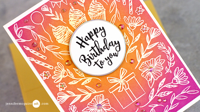 Pop Up Cards Video by Jennifer McGuire Ink