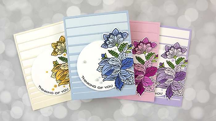 Partial Die Cut Label Video by Jennifer McGuire Ink