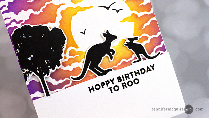 Fun Fold Card Video by Jennifer McGuire Ink