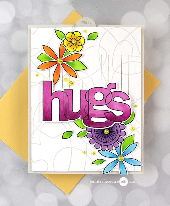 Surprise Slider Element Cards Video by Jennifer McGuire Ink
