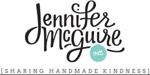 Jennifer McGuire Ink Logo
