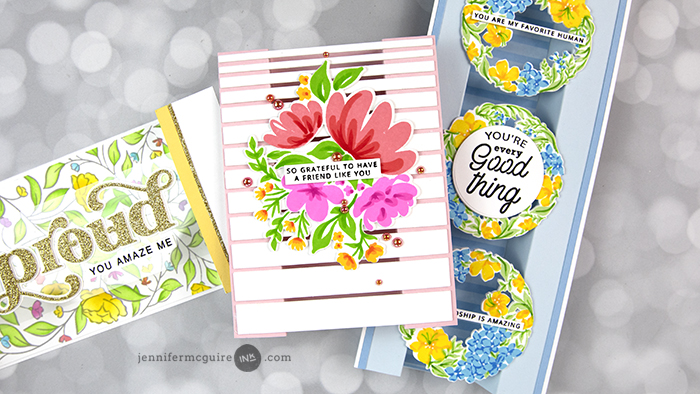 More Bridge Cards Video by Jennifer McGuire Ink