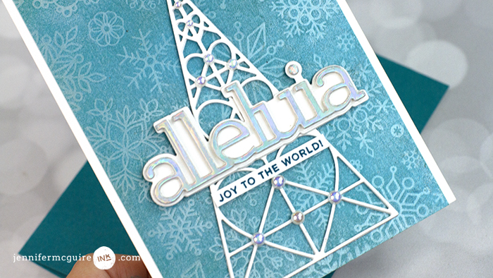 Pigment Pearls Backgrounds Video by Jennifer McGuire Ink