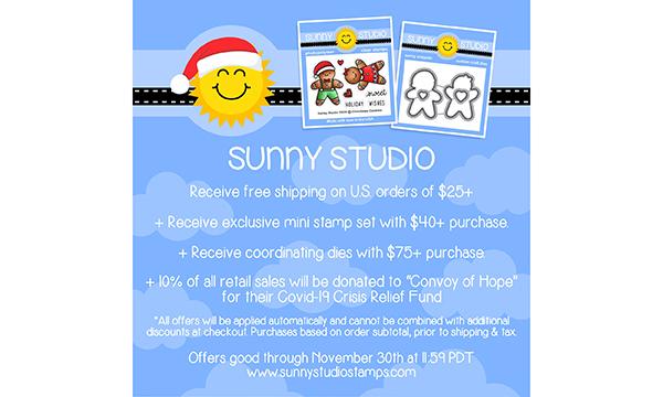 Sunny Studio - 11/23 to 11/30