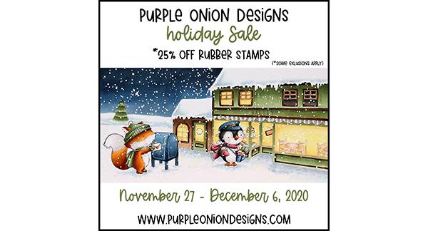 Purple - ends 12/6
