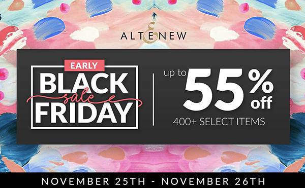 Altenew - 11/25 - 11/26