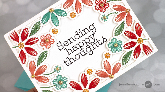 Color Combinations Video by Jennifer McGuire Ink
