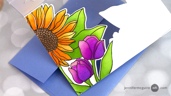 One Kit Five Sizes Video by Jennifer McGuire Ink