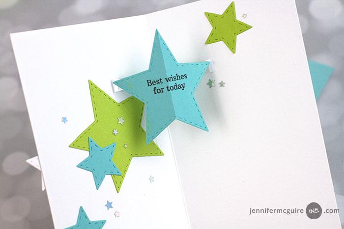 Pop-Up Die Cut Video by Jennifer McGuire Ink