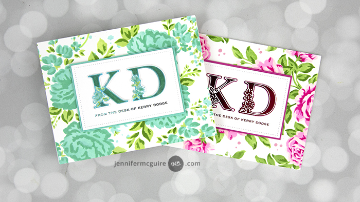Foiling Game Changer Video by Jennifer McGuire Ink