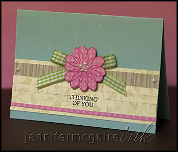090708 Flower Bow Card