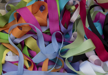 Silk ribbon goodness