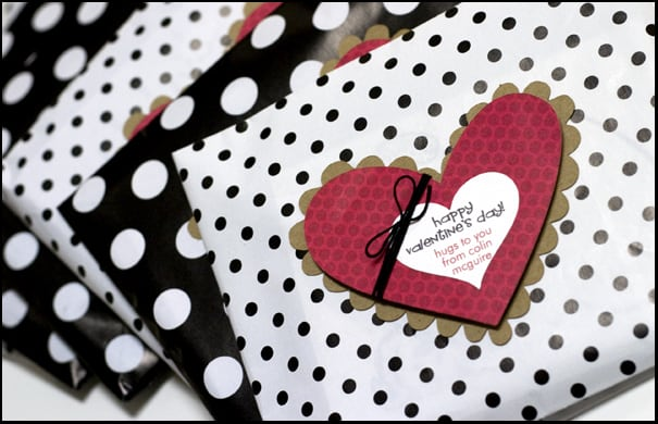 Happy Valentines Day Jennifer McGuire Ink – Cricut Valentines Cards
