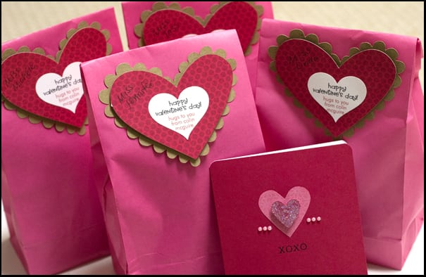 jennifer mcguire ink valentines bags
