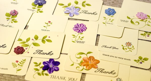 112609 Thanks Cards